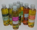 Liquid soaps based on olive oil